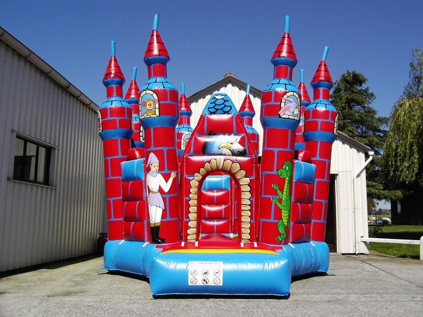 09. Kids Fun Castle